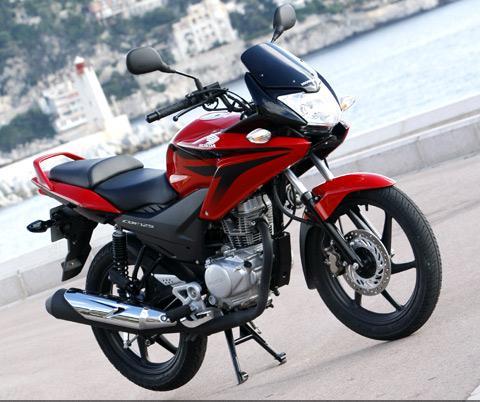 Honda CBF 2