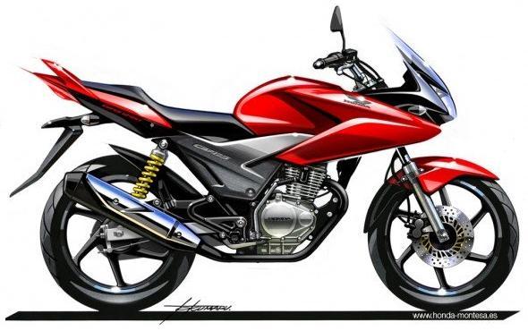 Honda-CBF