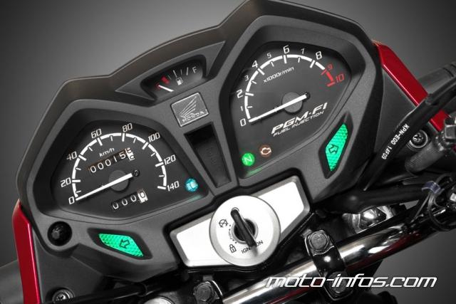 Honda CB 125F-2