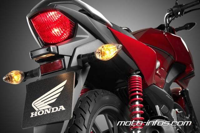 Honda CB 125F-3
