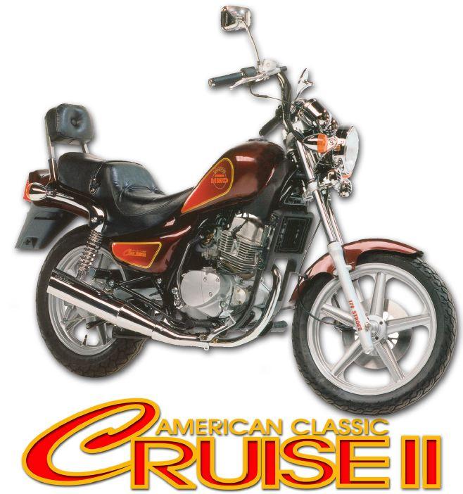 Hyosung Cruise II-2