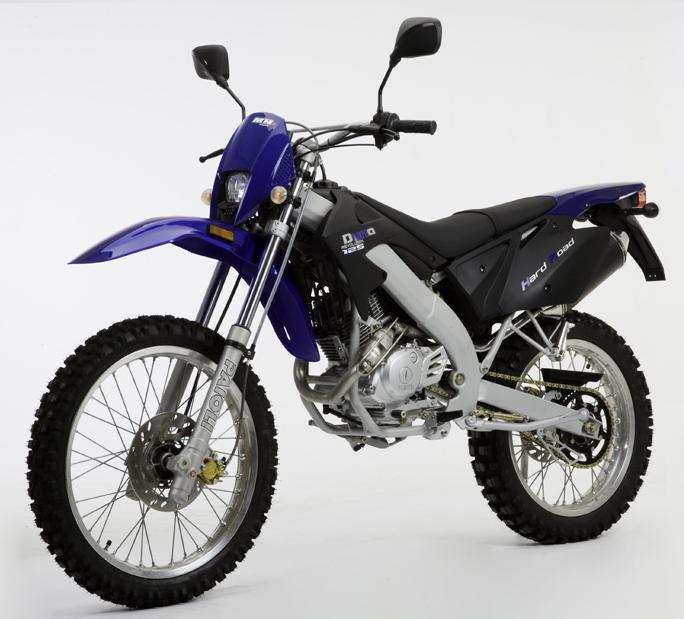 MH Duna SX Enduro