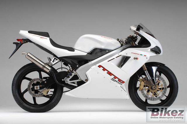 Mito SP 125 blanche