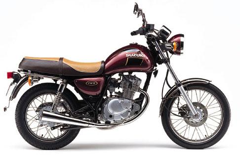 Suzuki GN 2