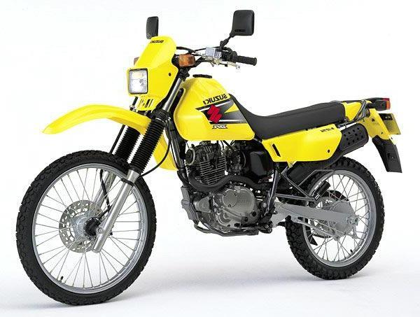 Suzuki DRD 125 M 2