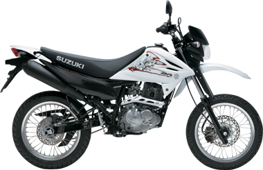 Suzuki DRD 125 M