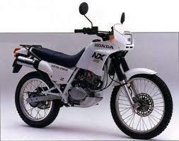 Honda Transcity NX