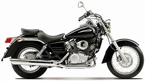 Honda VT Shadow 3