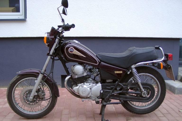 Yamaha SR 125